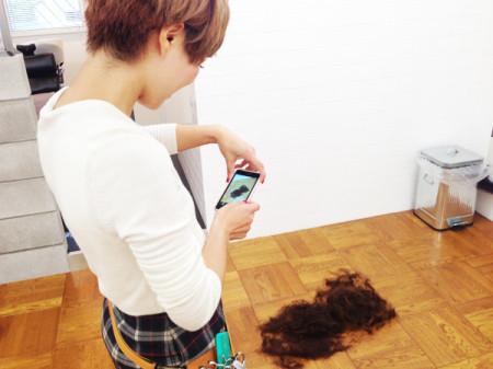 KOTA髪